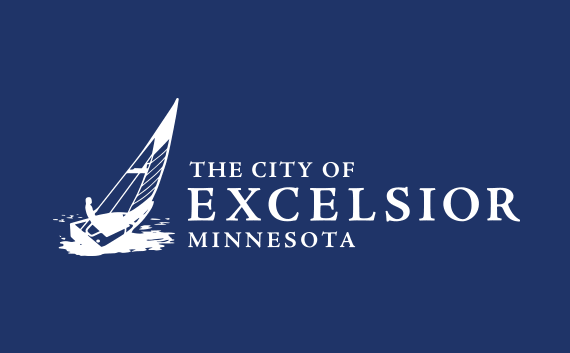 The city of Excelsior MN Logo